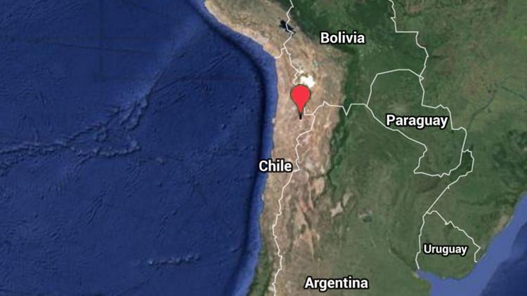 Un sismo de magnitud 5,9 sacude Chile