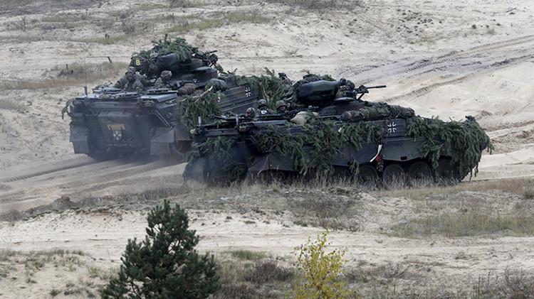 """Stoltenberg: """"Los ensayos militares de la OTAN son un aviso para cualquier enemigo, Rusia incluida"""""""
