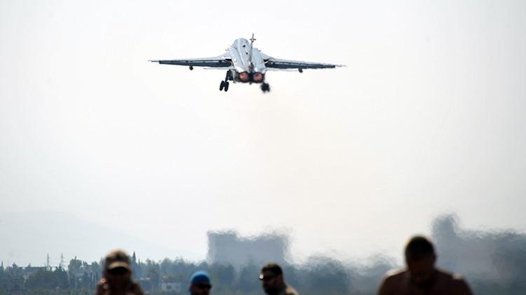 Rusia suministra a Siria sistemas de misiles antiaéreos para prevenir secuestros de aviones