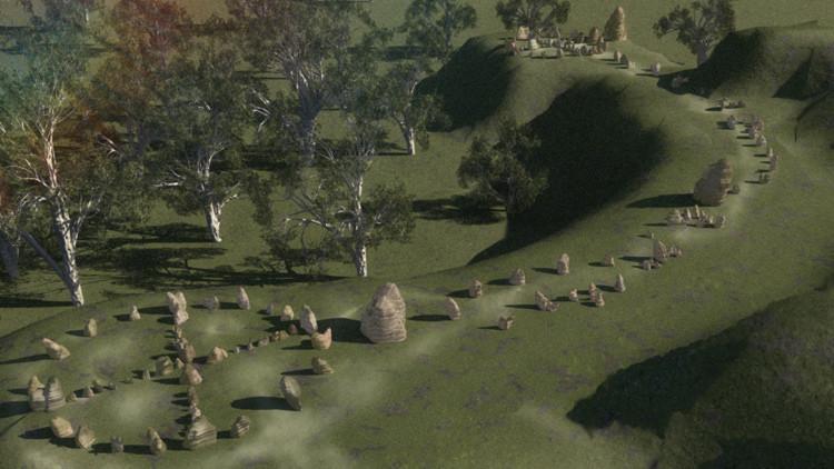 ¿Australia posee un nuevo Stonehenge?