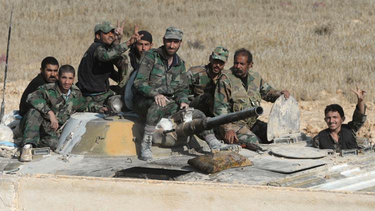 Nace otra fuerza contra el EI: Más de 4.000 sirios se unen en un nuevo destacamento