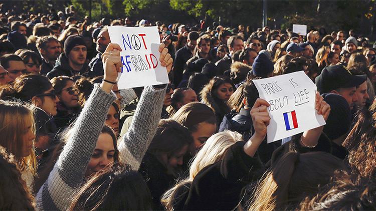 """""""El imperio del miedo"""": Por qué debemos responder al terrorismo con unidad"""