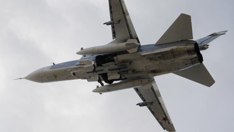 """Putin: """"El avión ruso fue derribado a un kilómetro de Turquía"""""""
