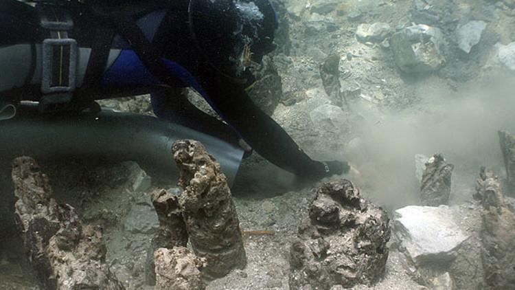 Reino submarino: arqueólogos aprenden más sobre misteriosa ciudad sumergida en Croacia (FOTOS)