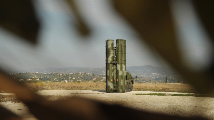 """CNN: """"La presencia de los sistemas S-400 rusos en Siria causa alarma en el Pentágono"""""""