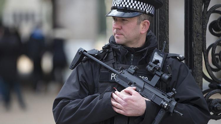Evacúan varios edificios del centro de Londres