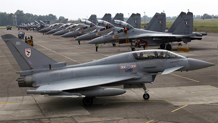 El Parlamento de Reino Unido aprueba los bombardeos contra el Estado Islámico en Siria
