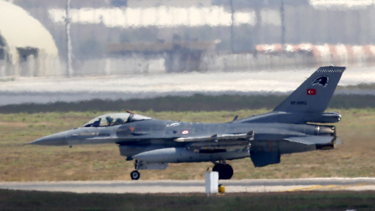 Turquía bombardea Irak en medio de las tensiones entre ambos países