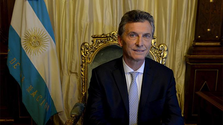 Argentina: Macri anuncia una fuerte reducción de impuestos en las  exportaciones agropecuarias