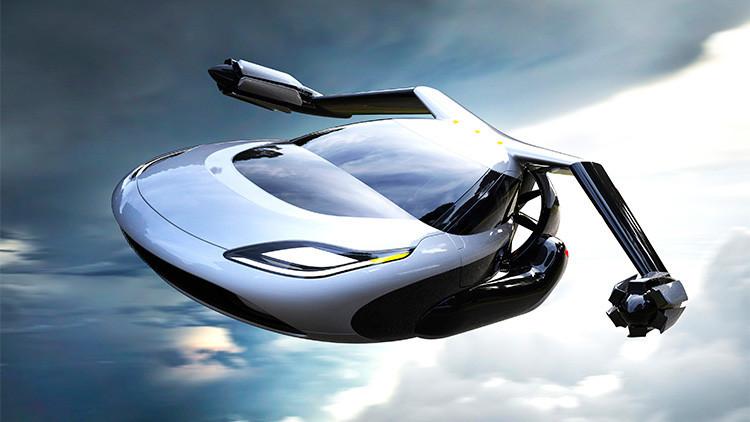 El futuro ha llegado: EE.UU. autoriza las pruebas del primer coche volador