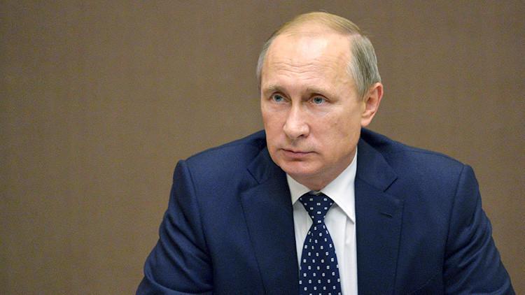 """Putin sobre Siria y EE.UU.: """"No doramos la píldora a nadie y no cambiamos nuestra posición"""""""
