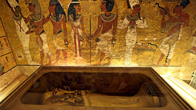 Otro misterio del faraón Tutankamón deja perplejos a los científicos