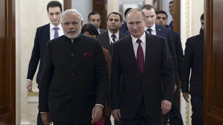 Siguiendo el giro al este: ¿Cómo encaja la India en las relaciones entre Rusia y China?