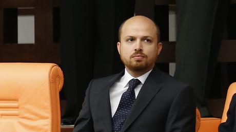 Necmettin Bilal, hijo del presidente Recep Tayyip Erdogan
