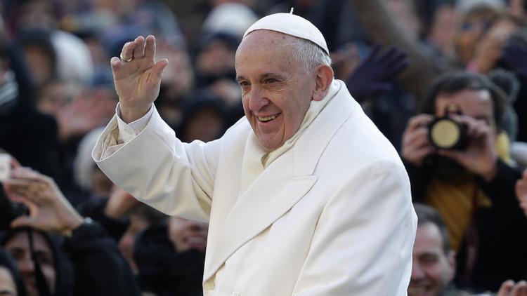 """""""¿Con tequila o sin tequila?"""": la broma del papa sobre su visita a México (VIDEO VIRAL)"""