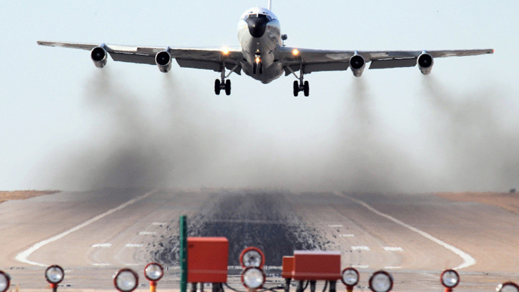 Video: Tres aviones espía de EE.UU. monitorean la contaminación radiactiva sobre Corea