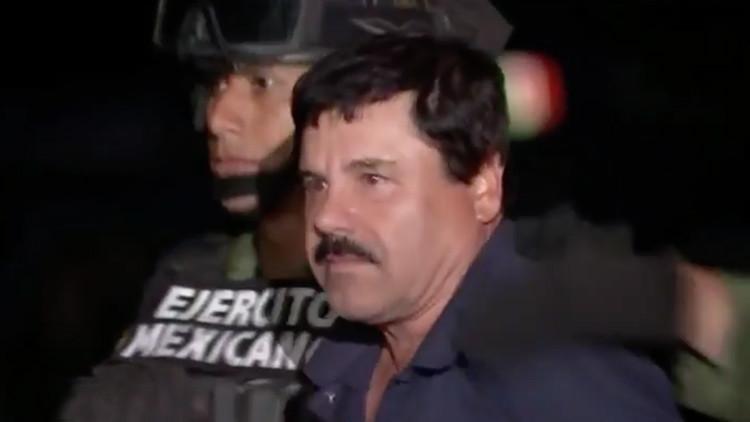 """""""No existe delincuente que esté fuera del alcance del Estado mexicano"""""""