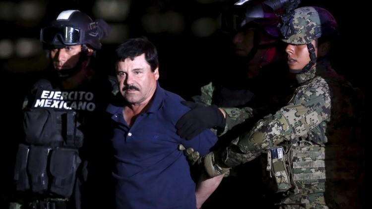 VIDEO, FOTOS: Trasladan a 'El Chapo' al mismo penal desde donde se fugó