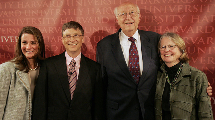¿Quiere tener un hijo millonario? El padre de Bill Gates revela cómo crio al más rico del mundo