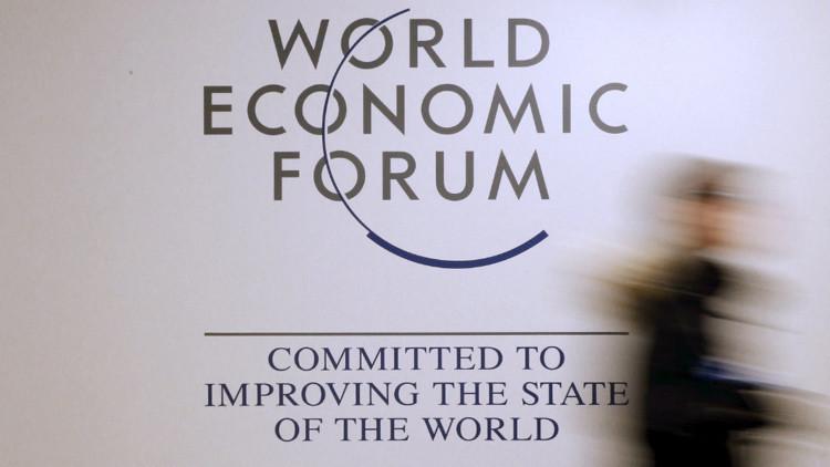 Líderes mundiales deciden los destinos de la economía global en Davos