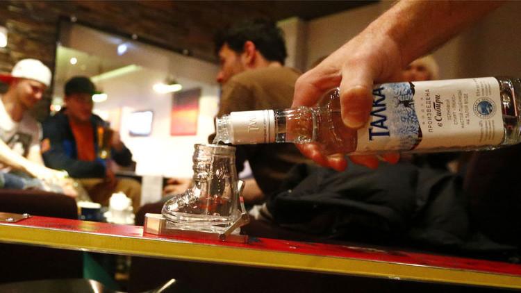 Vodka, solo si es 'Made in Russia': un diputado ruso propone restringir el uso de la marca