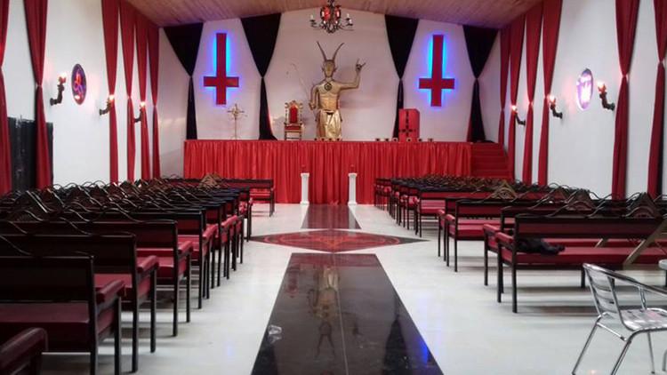 La Iglesia de Lucifer choca con las autoridades colombianas de Quindío