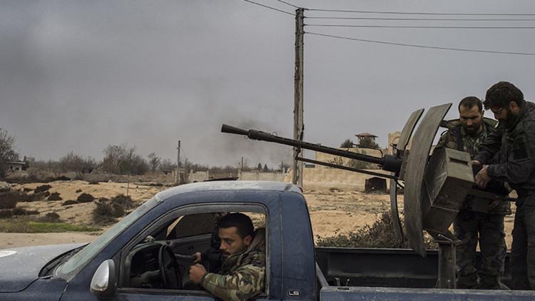 Las tropas sirias liberan la última localidad de Latakia controlada por los extremistas