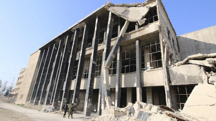 Siria: Grupos armados de Alepo, dispuestos a pasarse a las filas del Ejército