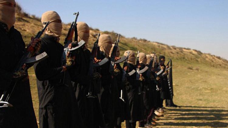 Fotos: El Estado Islámico muestra su nuevo campo de entrenamiento en Egipto