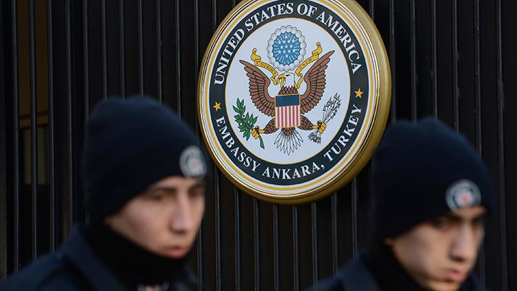 Turquía llama al embajador de EE.UU. por las declaraciones de Washington sobre los kurdos sirios
