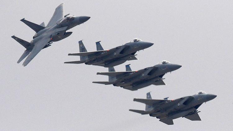 La OTAN avanza hacia el este: Por primera vez EE.UU. envía aviones de combate a Finlandia