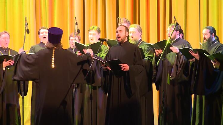 Video: Agasajan al patriarca Kiril con una inesperada versión de 'Guantanamera'