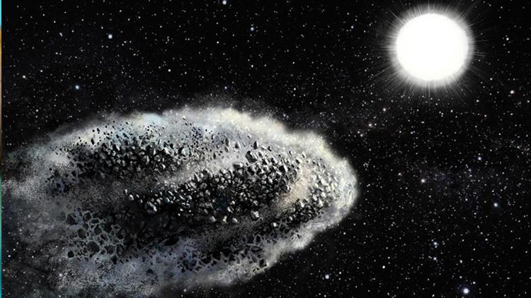 El Sol destruye un 90% de los asteroides que se acercan a nosotros