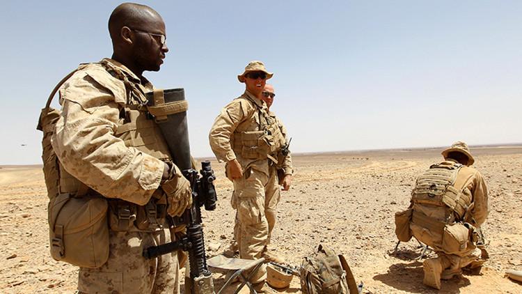 EE.UU. revela a Rusia dónde se encuentra su unidad de fuerzas especiales en Siria