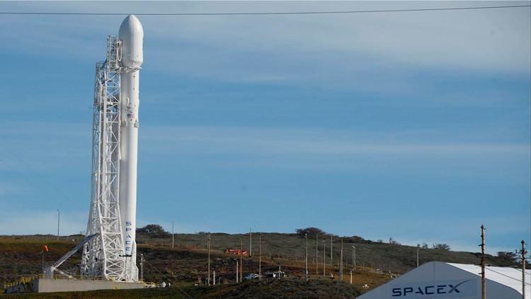 SpaceX cancela el lanzamento de su cohete portador Falcon 9