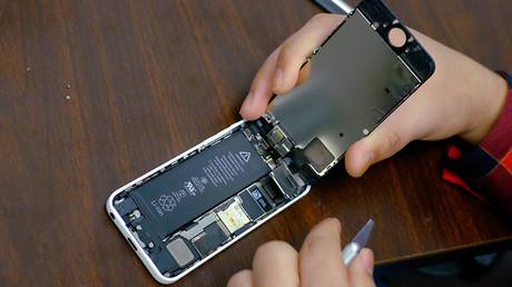 Apple no quiere desbloquear el teléfono del terrorista