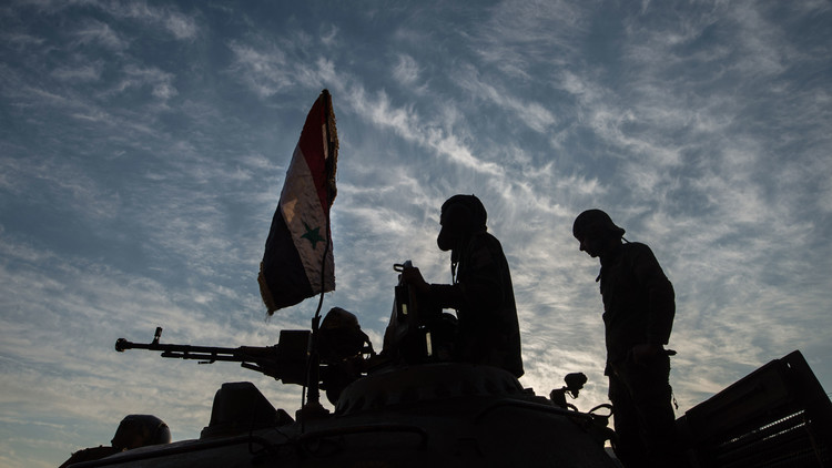 Estado Islámico, bajo de moral: El Ejército sirio recupera estratégico puesto cerca de Palmira