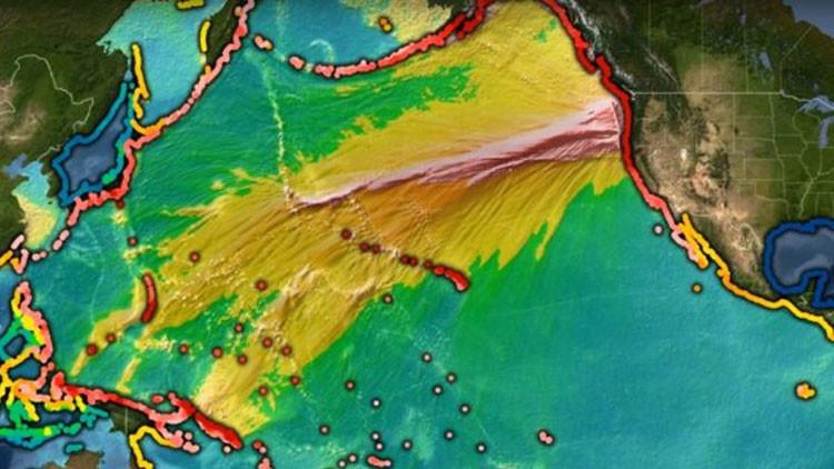 Una simulación muestra cómo un megatemblor devasta los países de la costa del Pacífico