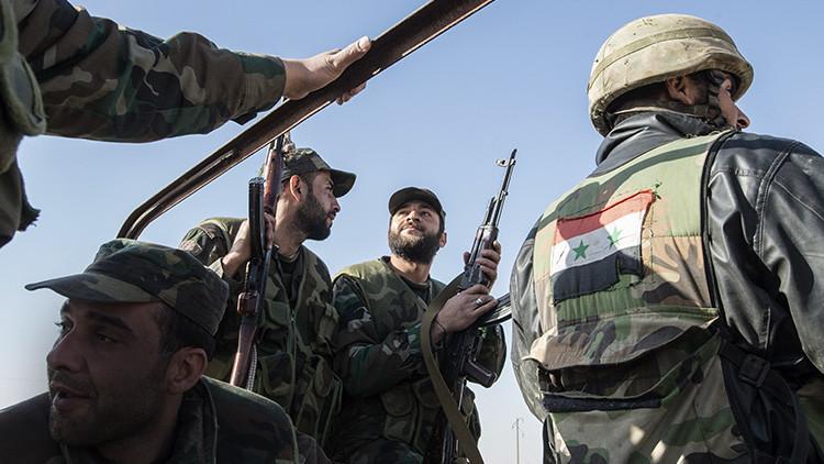 El Estado Islámico retrocede hacia Raqa ante el firme avance del Gobierno en Alepo