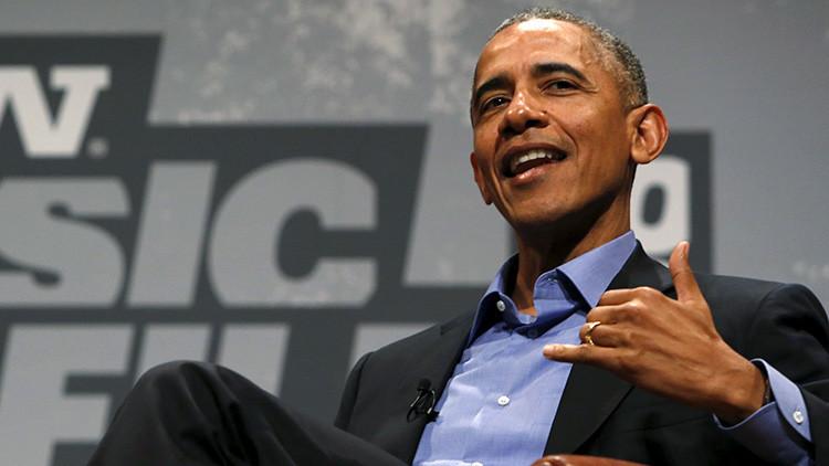 """""""Obama intenta desvincularse de la destrucción de Libia"""""""