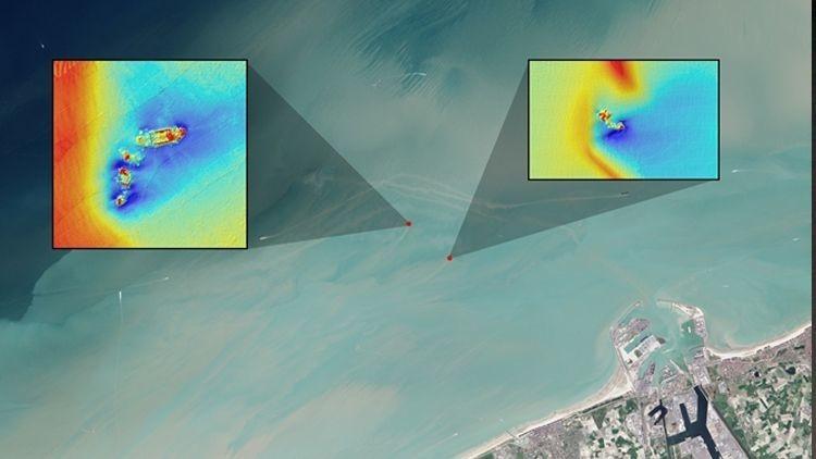 Descubren un nuevo método para hallar barcos hundidos en el océano