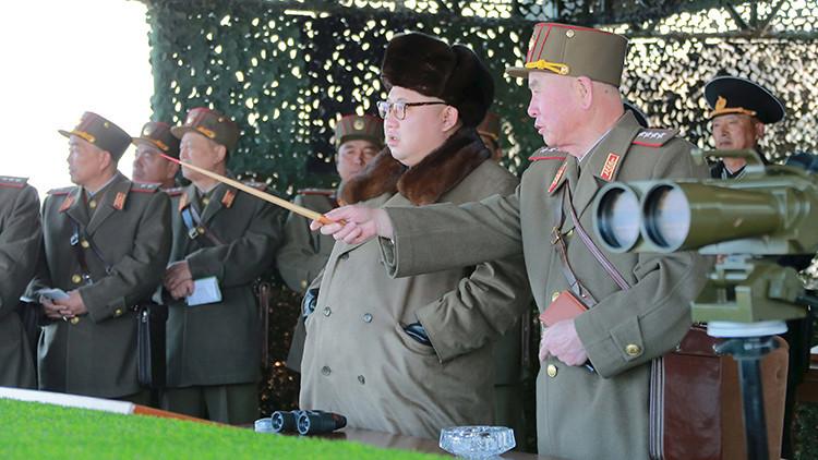 """Pionyang no tolerará más """"las descabelladas provocaciones"""" de EE.UU. y Corea del Sur"""