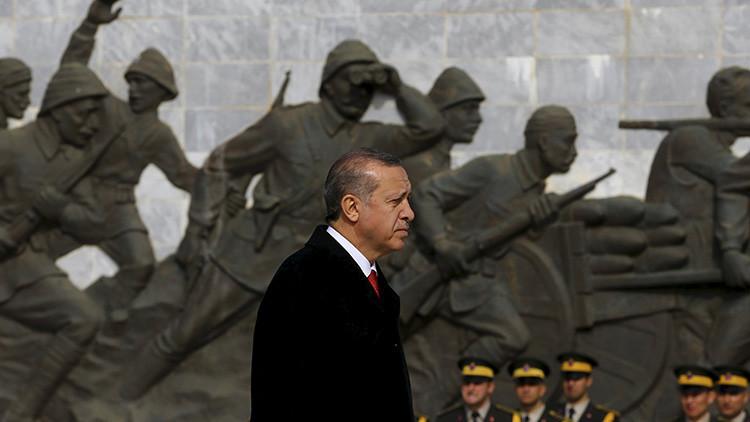 """Assad: """"El ejército de Erdogan está combatiendo ahora en Siria"""""""