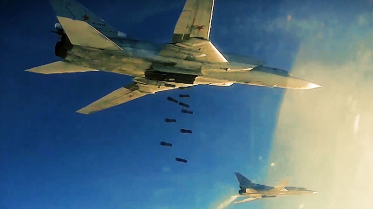 'Escaparate sirio': armas, habilidades y otros mensajes que Rusia manda al mundo desde Oriente Medio