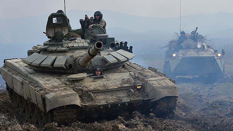 Comandante de la OTAN en Europa: Putin ha creado un Ejército fuerte