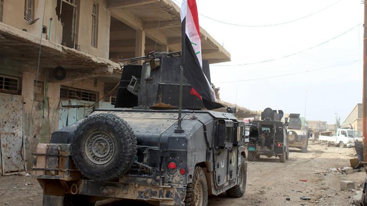 Reconquista completa: expulsan al Estado Islámico de la ciudad de Hit en Irak