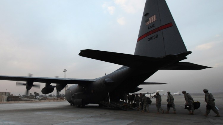 El Pentágono planea un rápido incremento de las operaciones militares en Irak