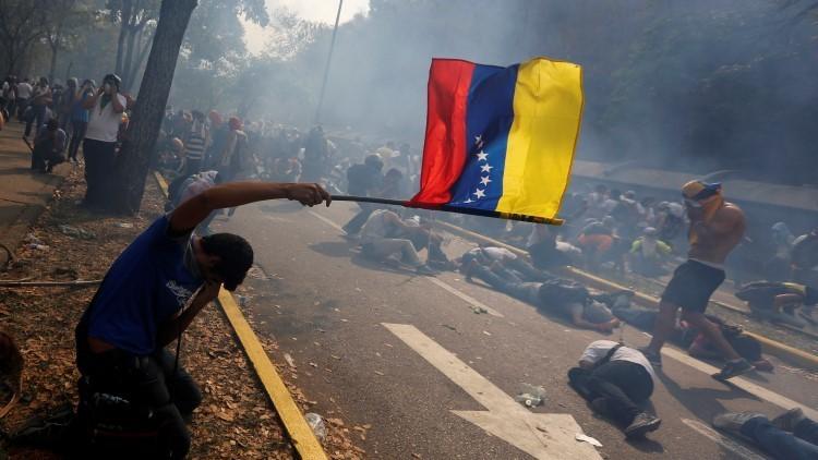 Diario de EE.UU. pide una intervención de los países vecinos en Venezuela