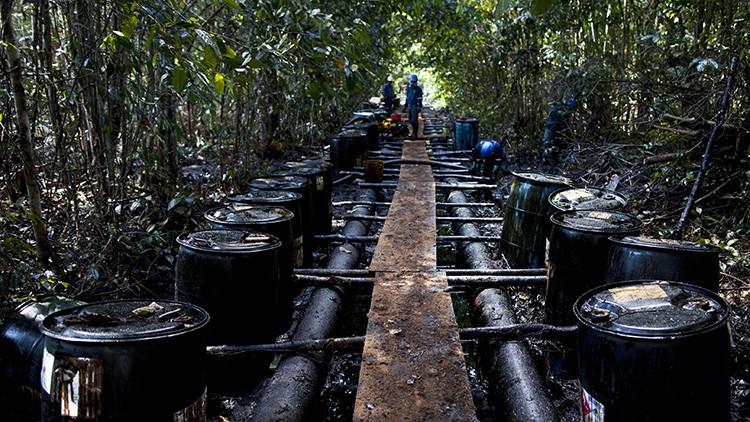 La Amazonia colombiana, amenazada por la industria petrolera