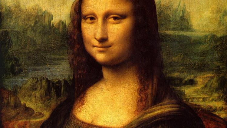 Un historiador italiano ve en 'La Gioconda' la cara del supuesto amante de Leonardo da Vinci